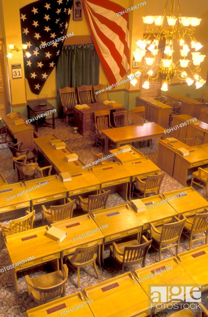 Arizona State Representatives >> State Capitol Phoenix Az State House Arizona Historic House Of