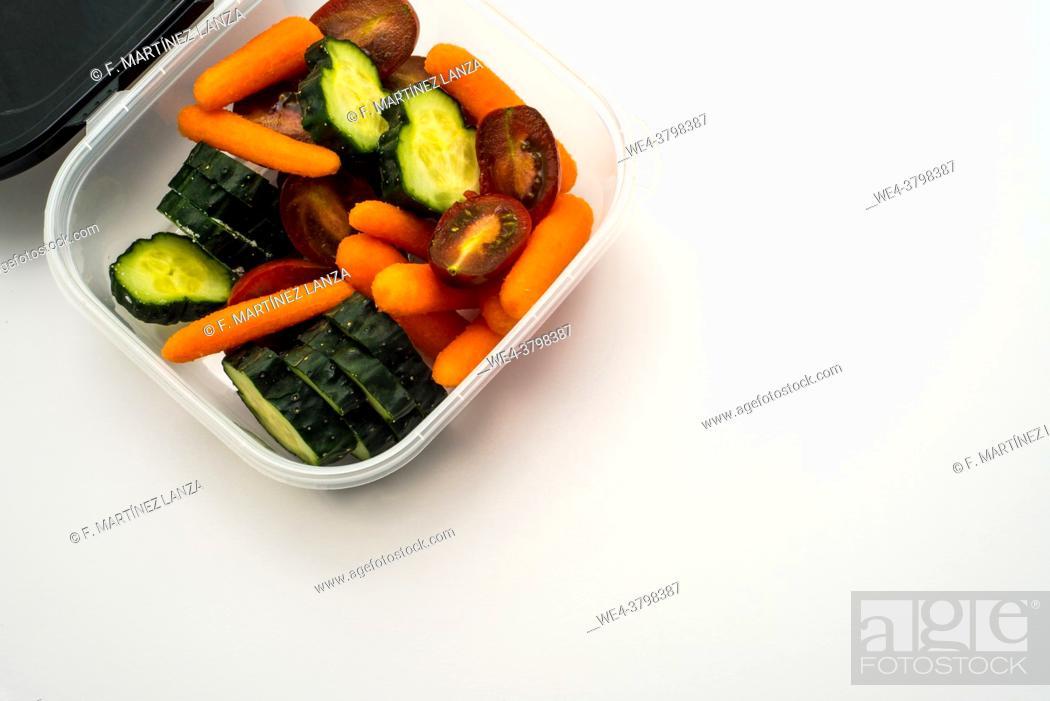 Imagen: Vegetables in a bowl.
