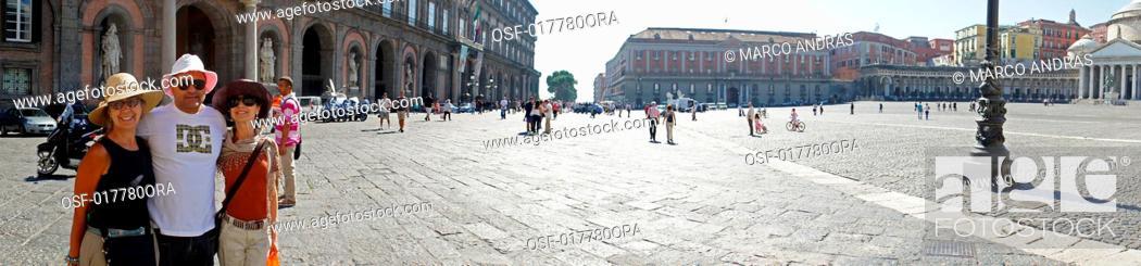 Stock Photo: Italy, Campania, Naples.