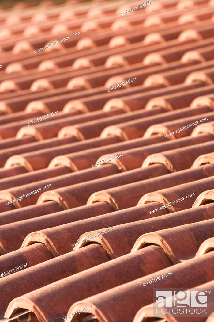 Stock Photo: Close-Up, Full Frame, Focus On Foreground, Day, Architectural Feature.