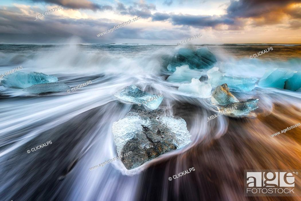 Imagen: Jokulsarlon - Iceland.