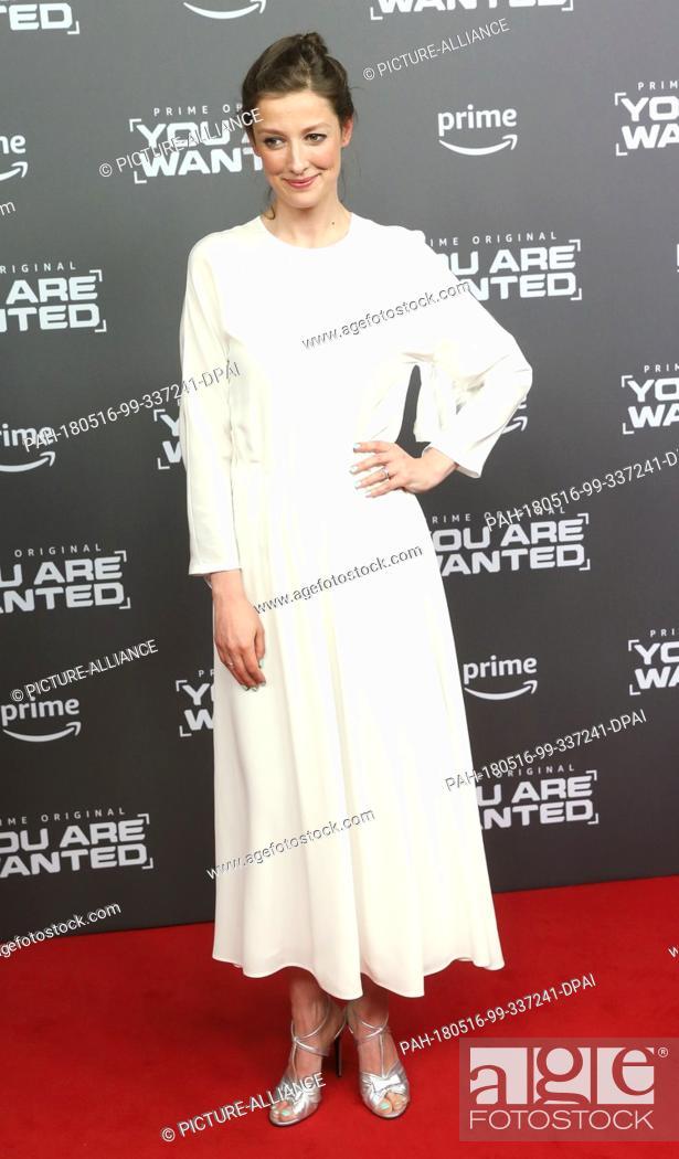 16 May 2018 Germany Berlin Actress Alexandra Maria Lara Arrving