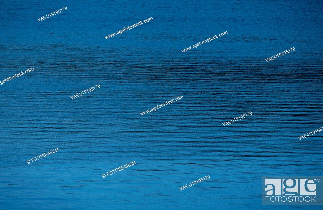 Stock Photo: Ripples On Water Surface.