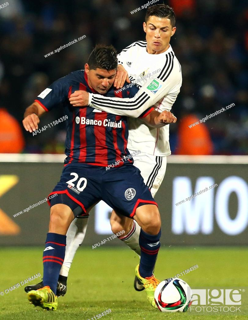 2014 Fifa World Club Cup Final Real Madrid V San Lorenzo Dec 20th