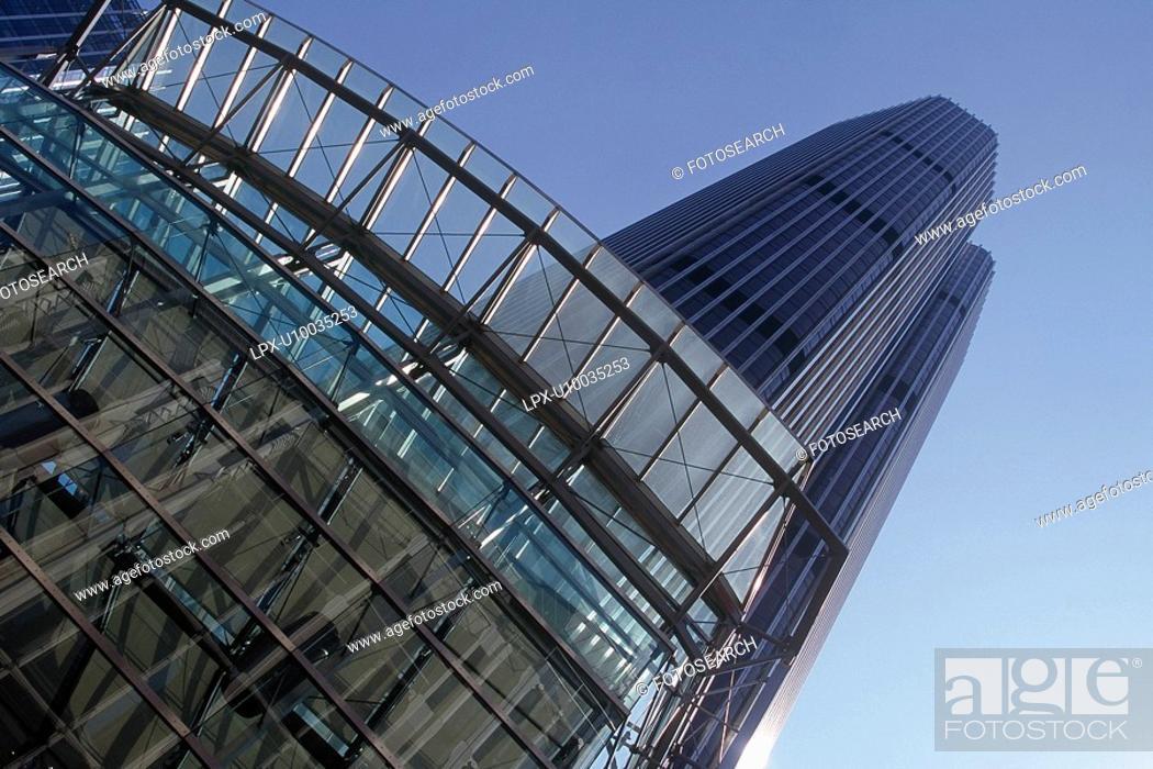 Stock Photo: Tower 42.