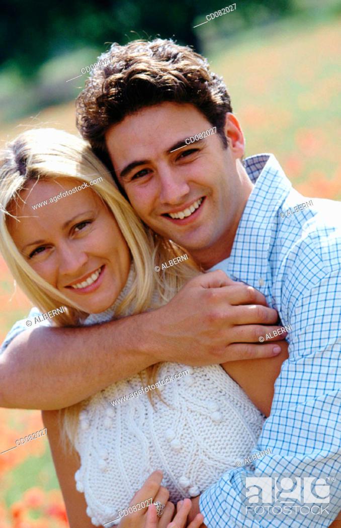Photo de stock: Couple.
