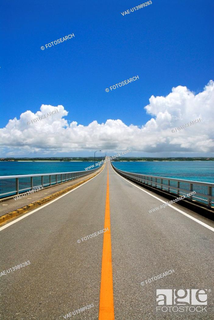 Stock Photo: Kurima bridge.