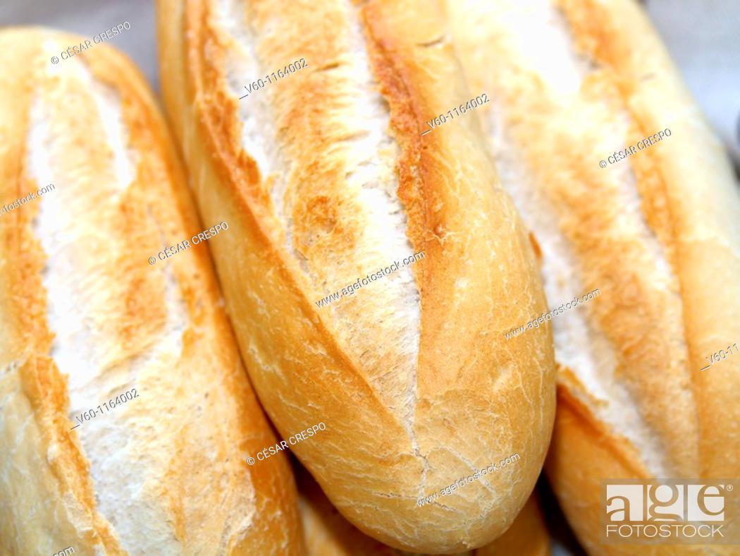 Stock Photo: -Baguetts- Bread.