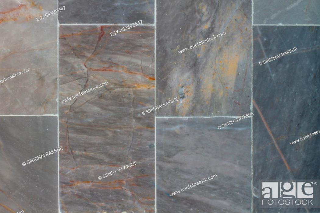 Stock Photo: close up white marble texture background.