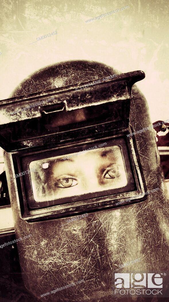 Photo de stock: Strange Mask.