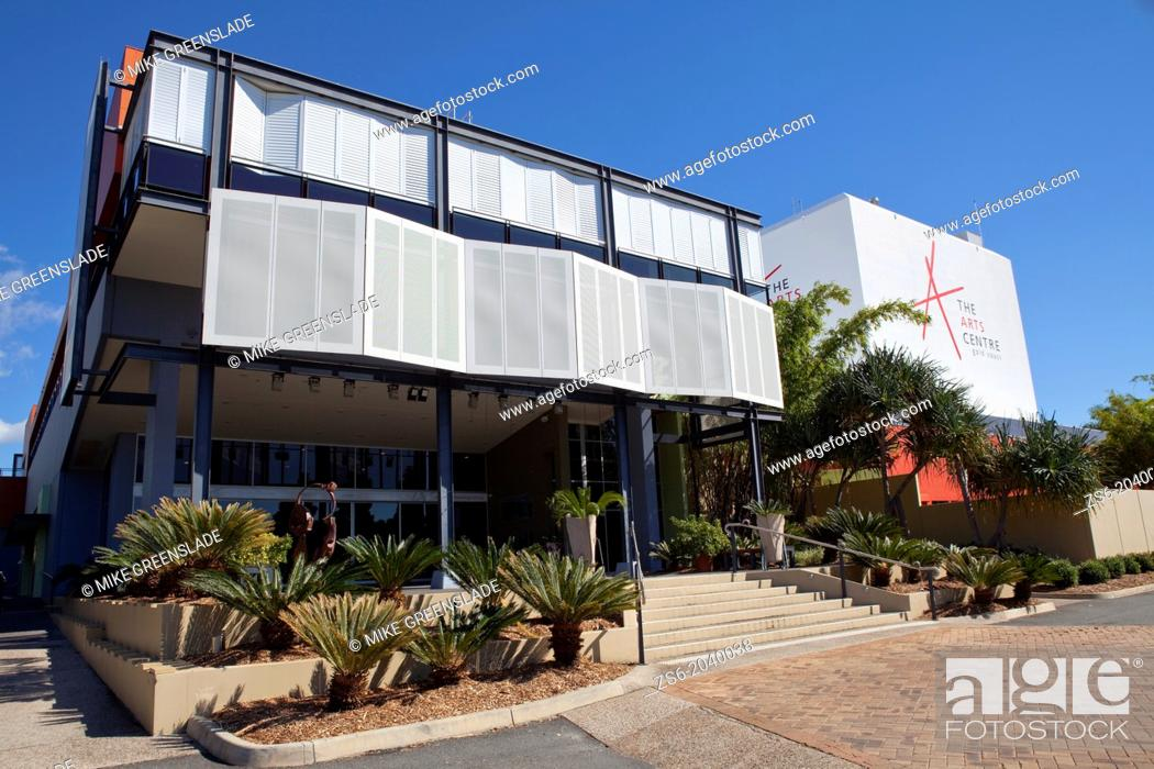 Imagen: The Arts Centre, Bundall, Gold Coast, Queensland, Australia.