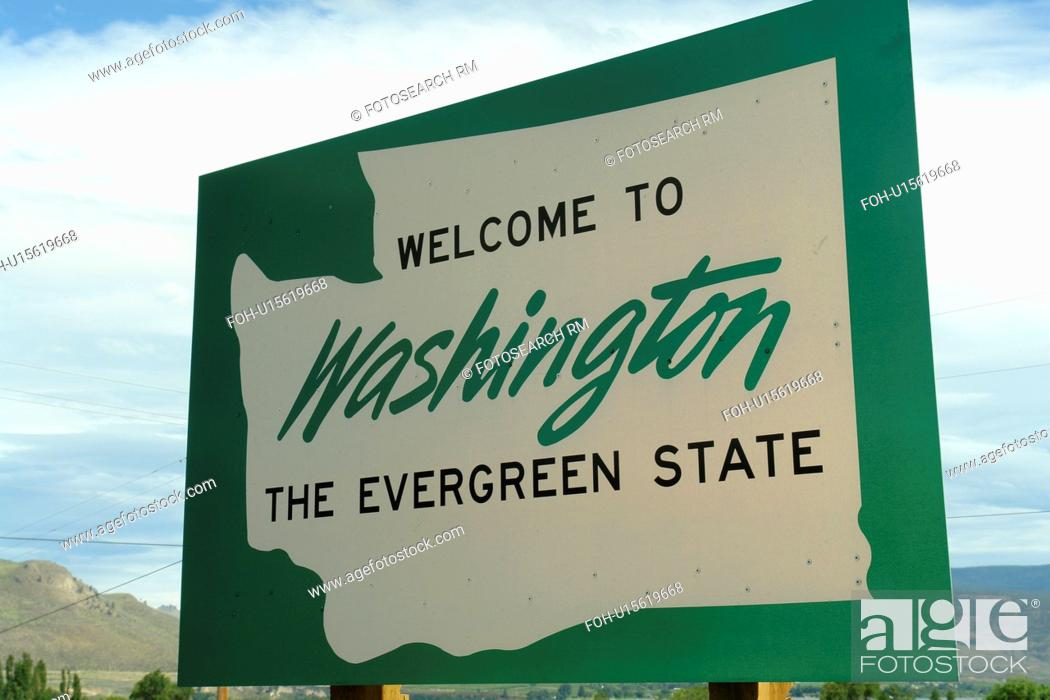 The Evergreen State >> Oroville Wa Washington Welcome To Washington State The