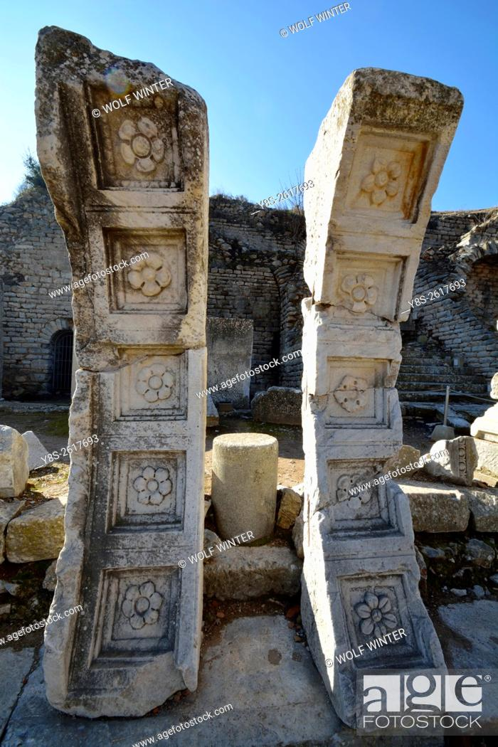 Stock Photo: Ephesus. Selcuk. Turkey.