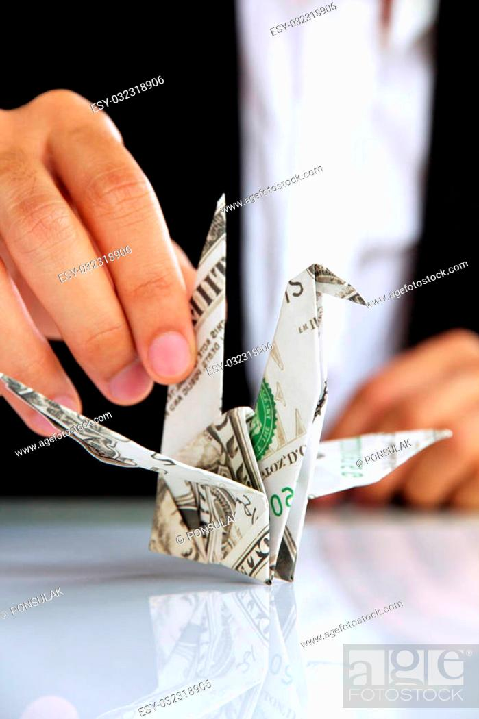 Origami Crane - How to Make the Paper Crane - Only Folding - YouTube   1049x698