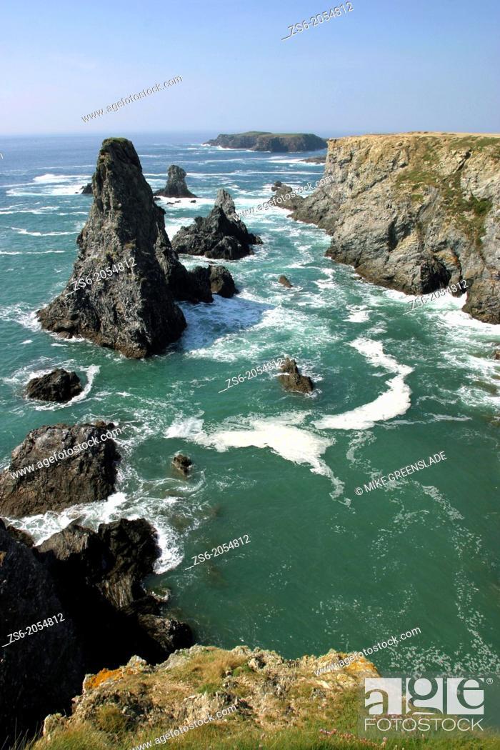 Imagen: La Belle Isle En Mere, Brittany, France.