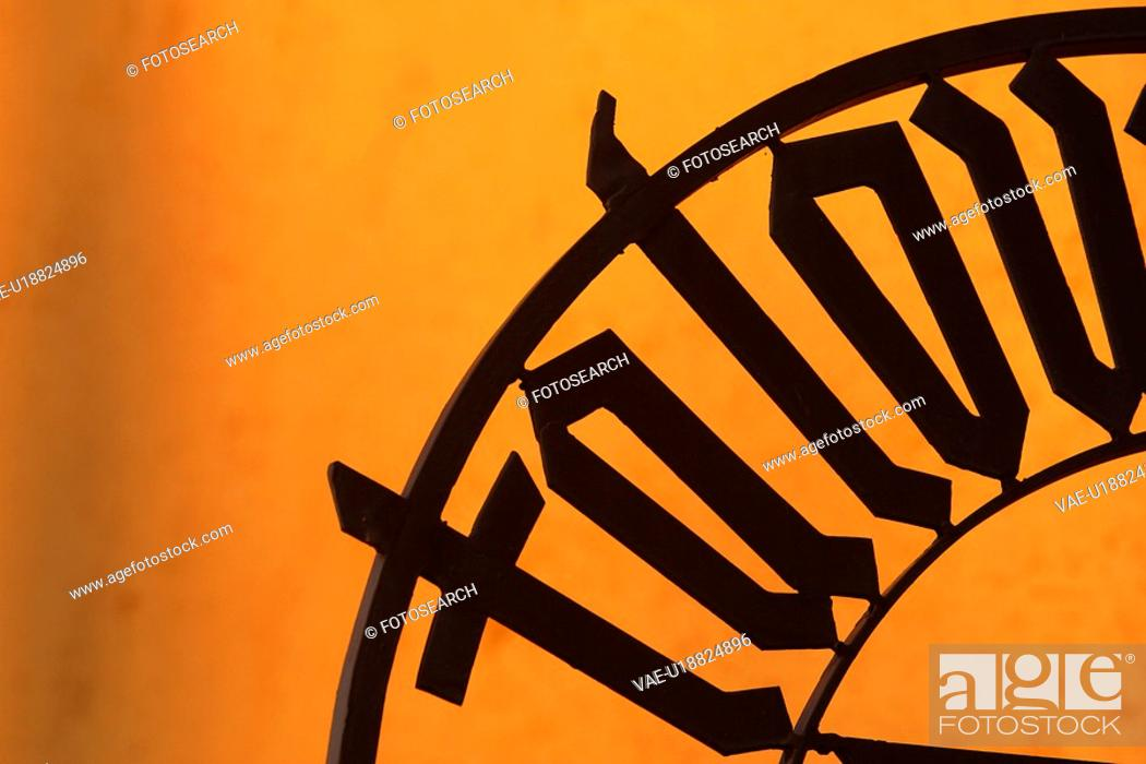Stock Photo: graphic, picture, drawing, motif.