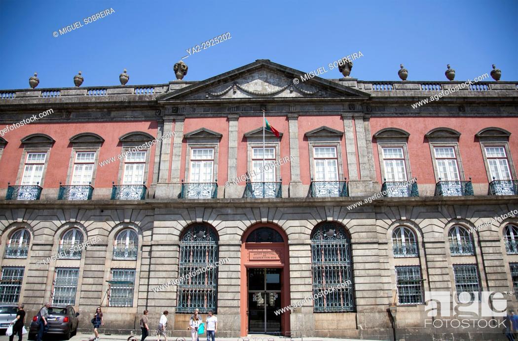 Imagen: Museu Nacional De Soares Dos Reis in Porto - Portugal.