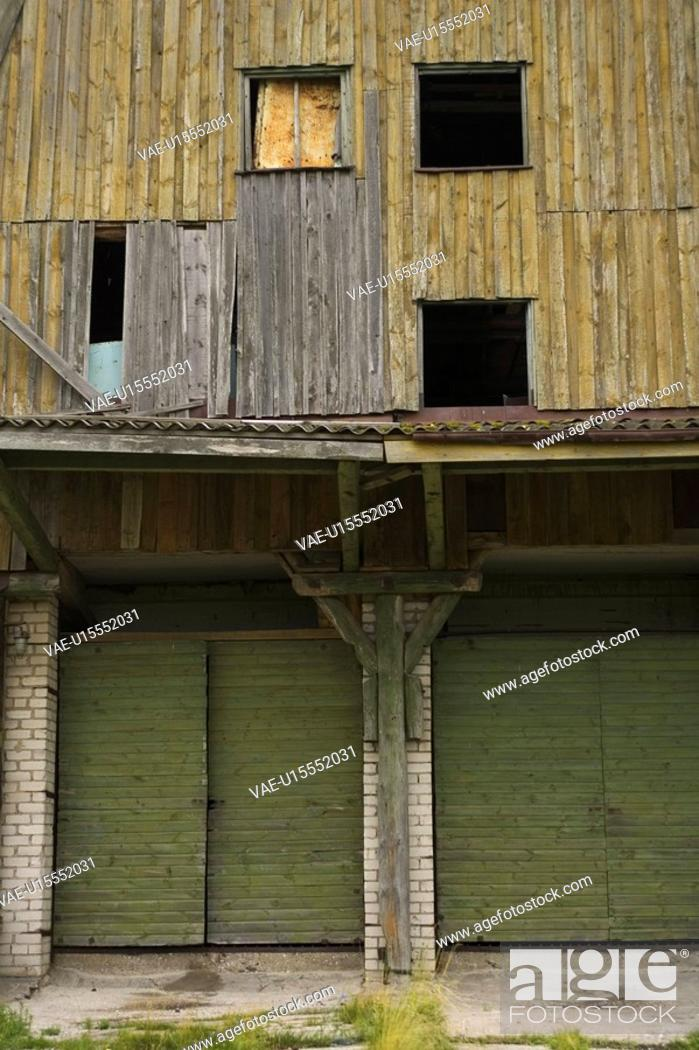 Stock Photo: Old, Wood.