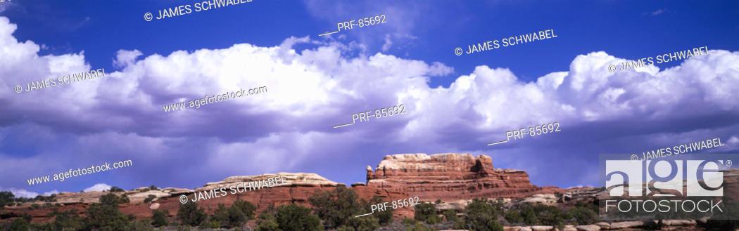 Stock Photo: Canyonlands National Park UT.