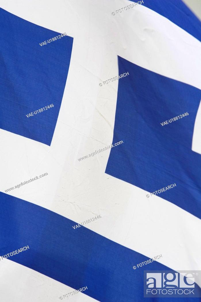Stock Photo: Flag, Nationality.