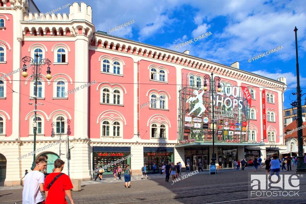Imagen: Czech Republic, Prague . Palladium shopping mall.