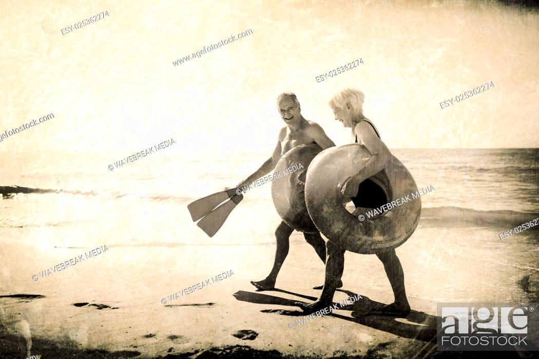 Stock Photo: Composite image of grey background.