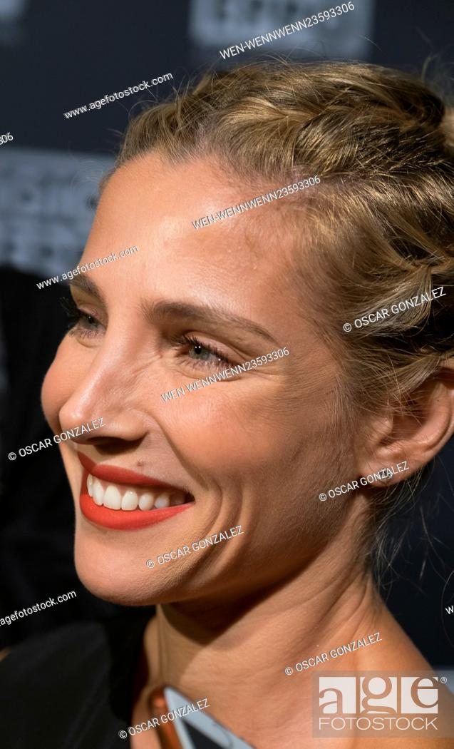 Stock Photo: Elsa Pataky attends the 25th anniversary Party of 'Gios Eppo' Featuring: Elsa Pataky Where: Madrid, Spain When: 03 Mar 2016 Credit: Oscar Gonzalez/WENN.