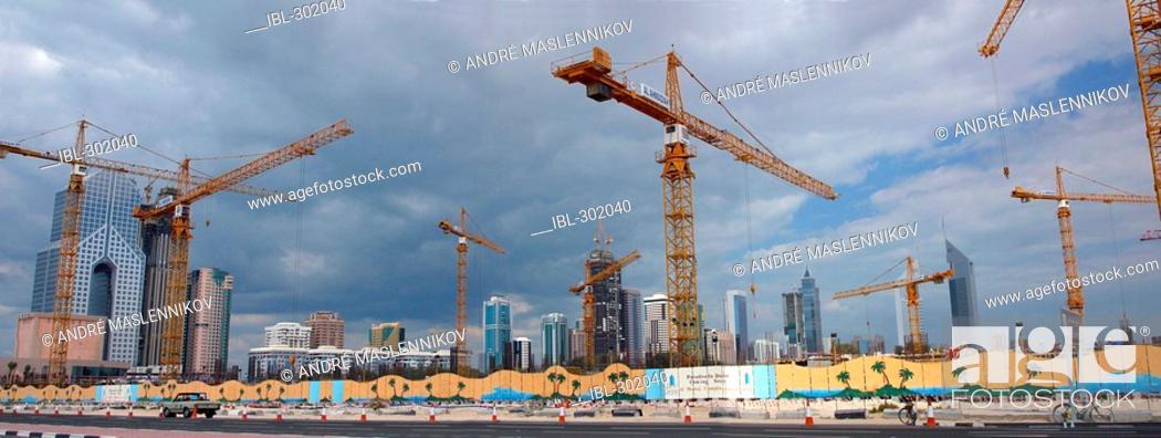 Stock Photo: Dubai, United Arab Emirates.