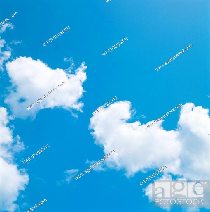 Stock Photo: peace, cloud, daylight, day, background, natural.
