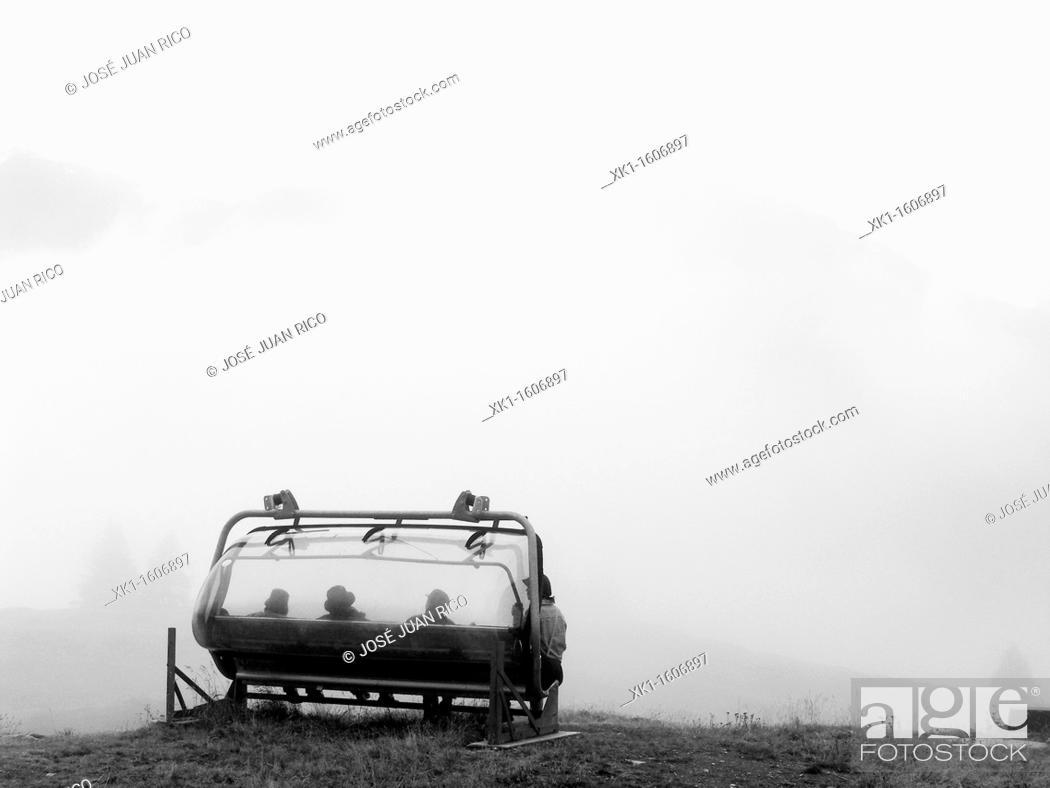 Stock Photo: Scene near Zermatt, Switzerland.