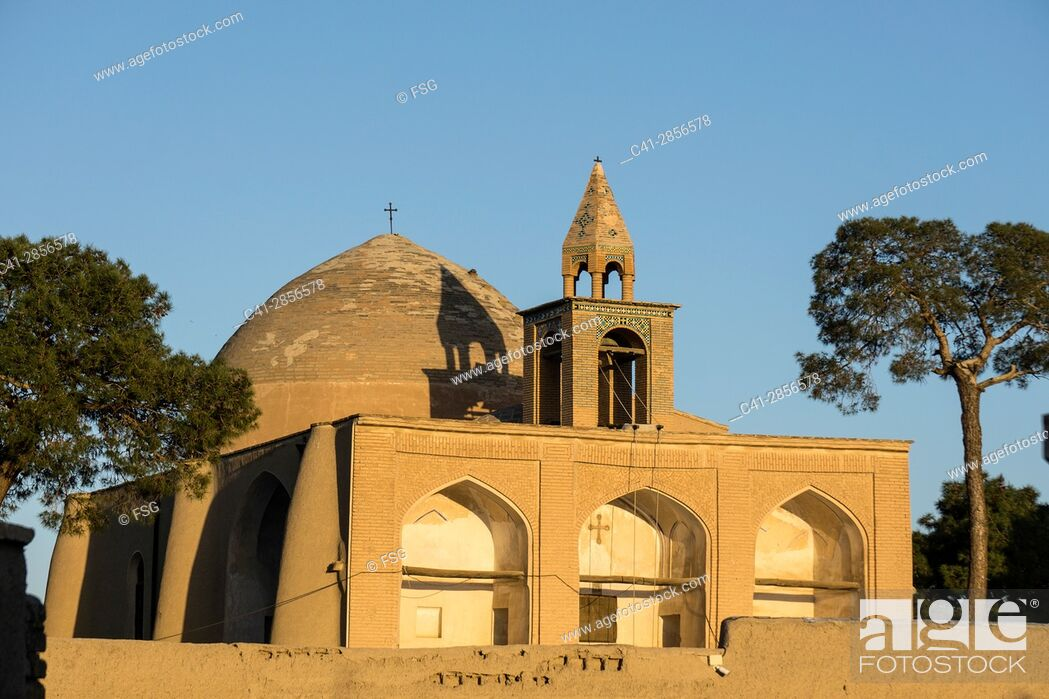 Stock Photo: Armenian quarter. Isfahan. Iran.