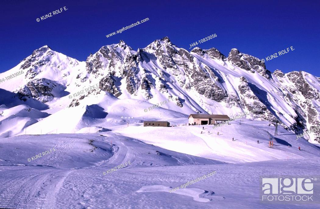 Switzerland europe swiss alps winter sports snow tourism stock photo switzerland europe swiss alps winter sports snow tourism skiing ski railway skier chair lift canton stl publicscrutiny Gallery
