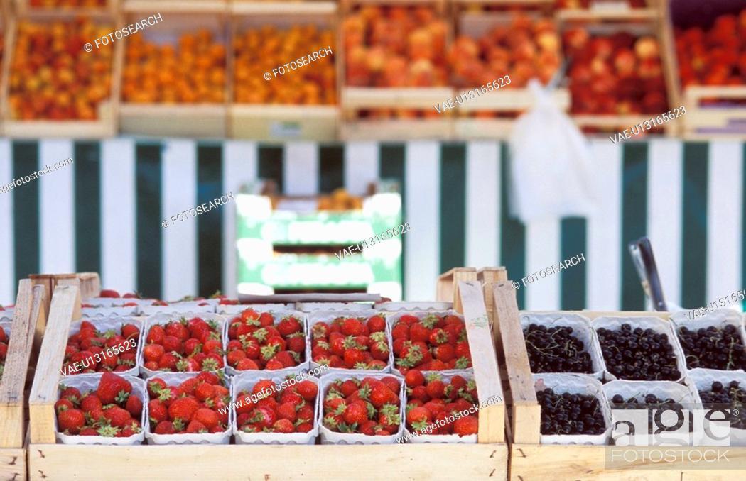 Stock Photo: fruit, berries, dornbirn, calf, blueberries, fruits, austria.