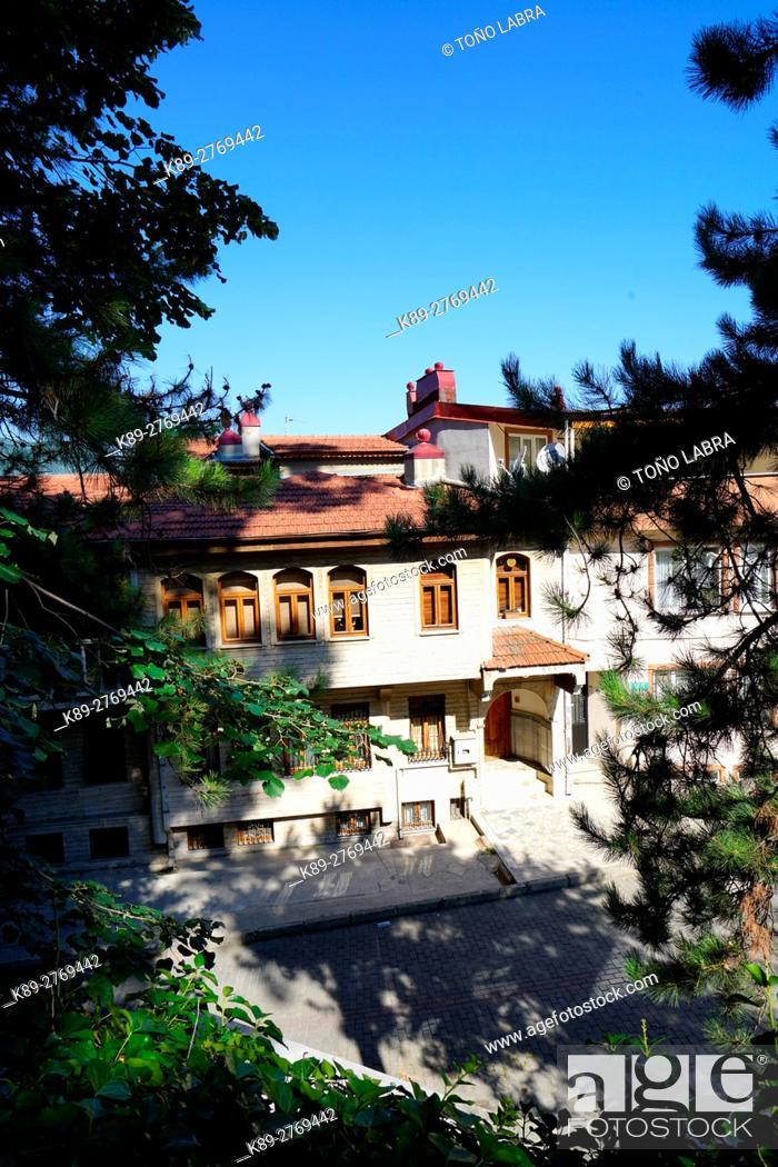 Stock Photo: Koza Hani (Bazar) 1489. Bursa. Turkey.