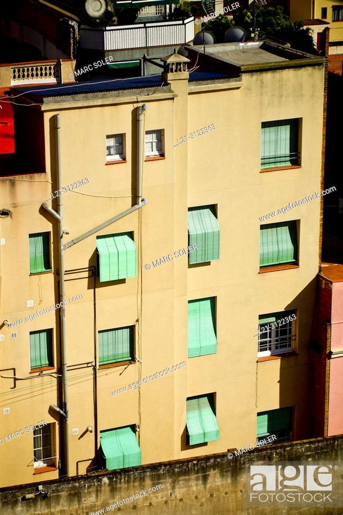 Imagen: Residential building. Barcelona, Catalonia, Spain.