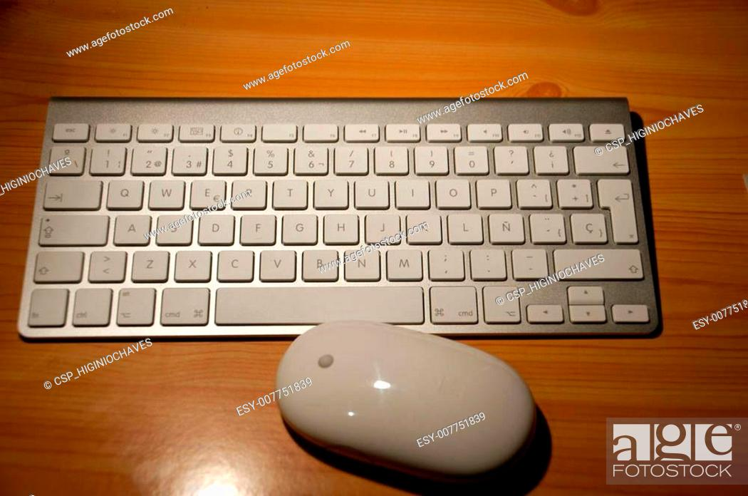 Imagen: keyboard mouse.