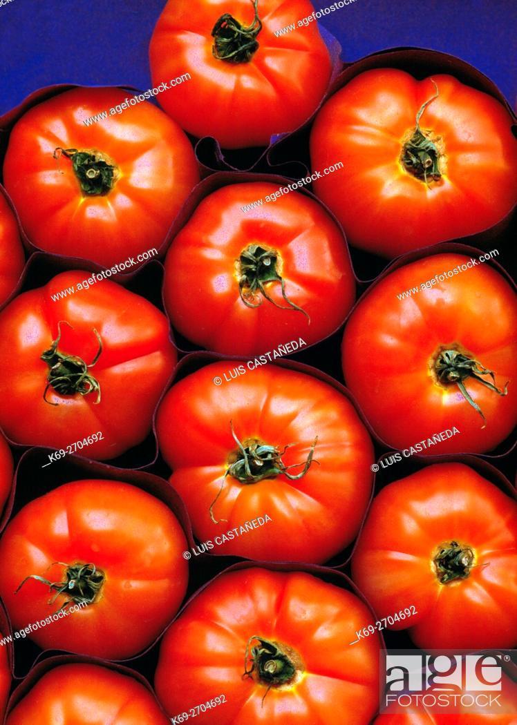 Imagen: Tomatoes.