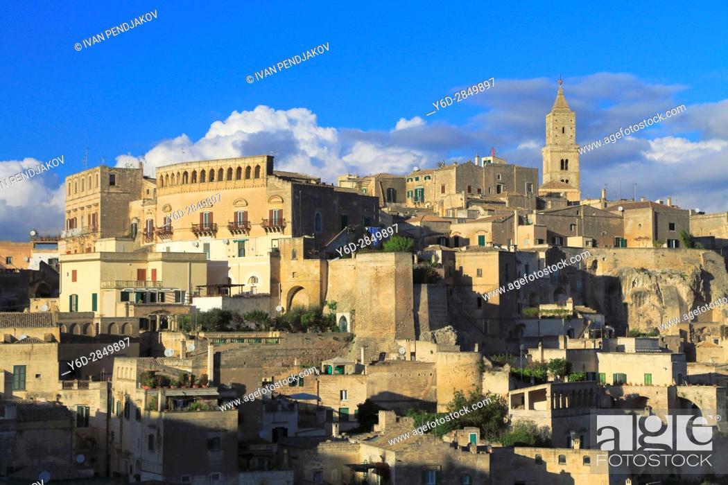 Stock Photo: Matera, Italy.