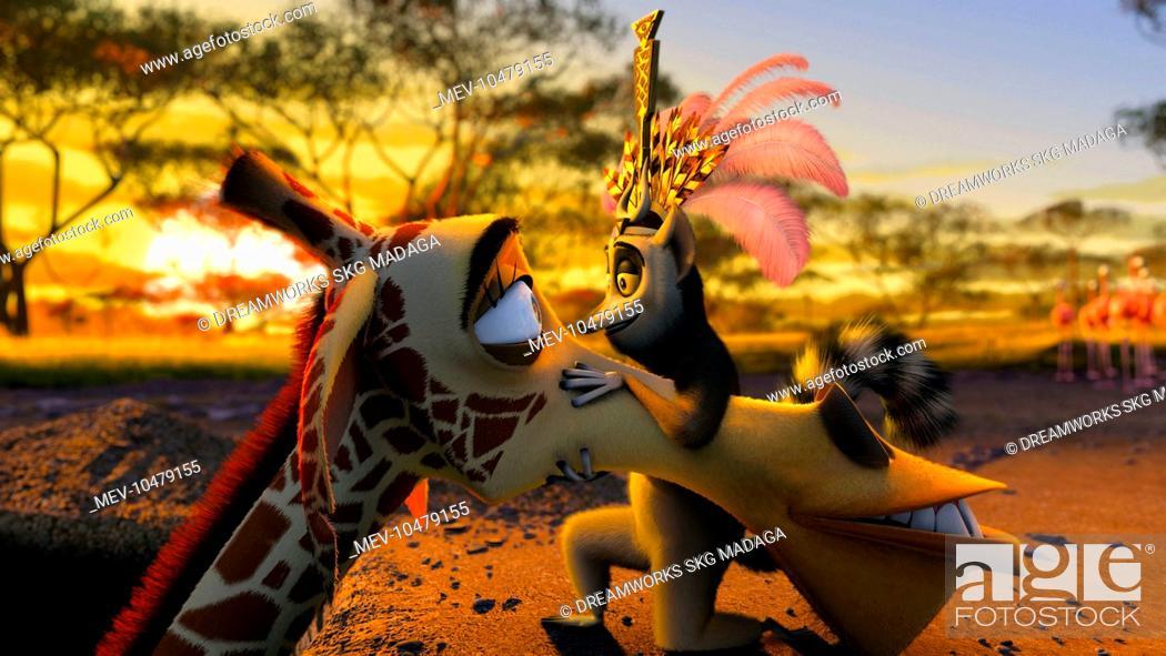 Voice melman giraffe Stock Photos and Images | age fotostock