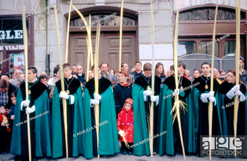 Stock Photo: Holy Week. Valladolid. Spain.