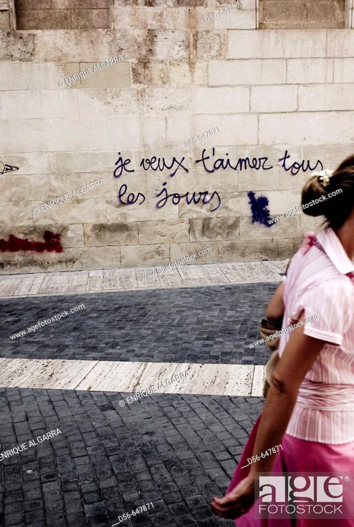 Imagen: Writing on the Wall, Murcia, Spain 2007.