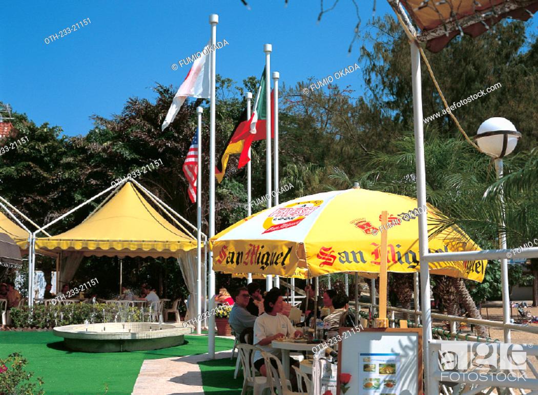 Imagen: Resort in Lamma Island, Hong Kong.