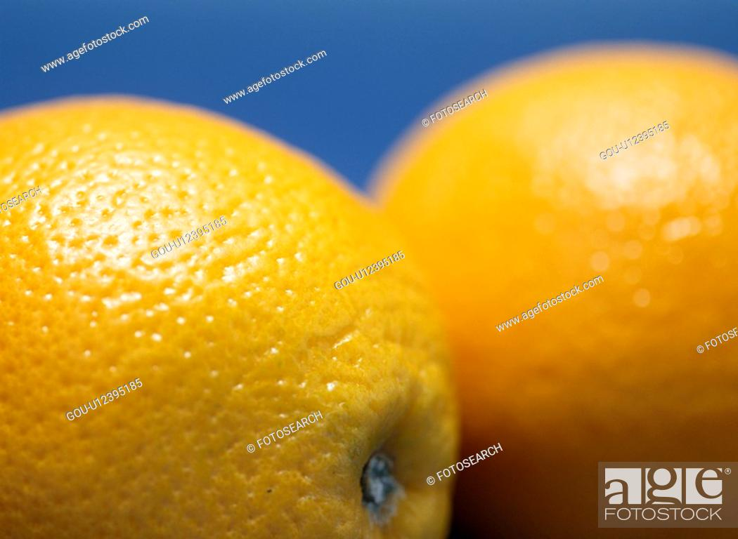 Stock Photo: Orange.