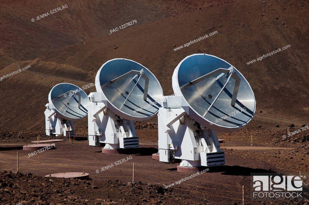 Imagen: Mauna Kea Observatory; Island of Hawaii, Hawaii, United States of America.