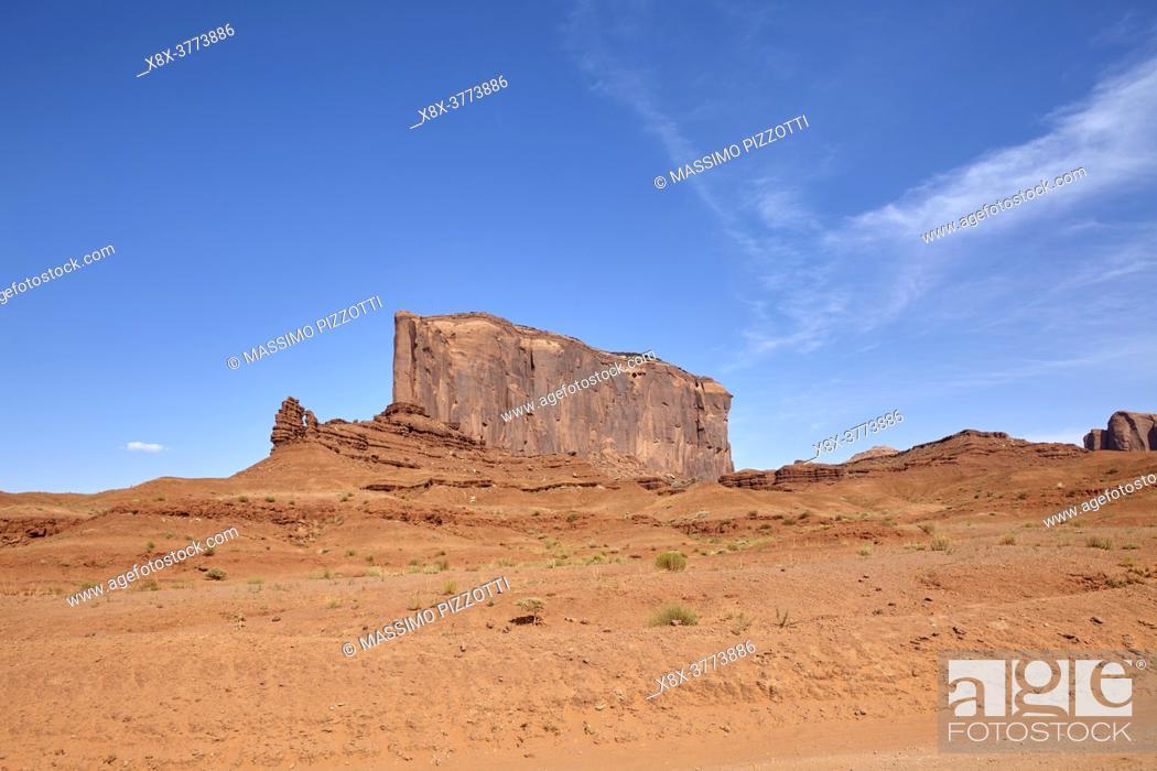 Imagen: Monument Valley, Arizona, United States.