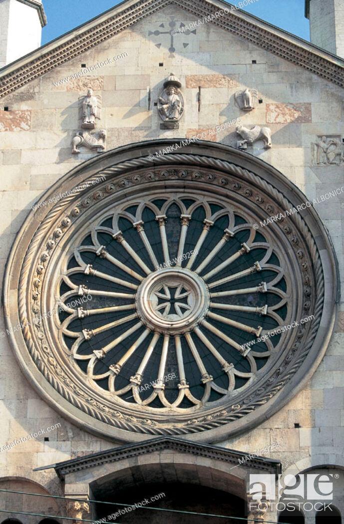 Imagen: italy, emilia romagna, modena, cathedral.