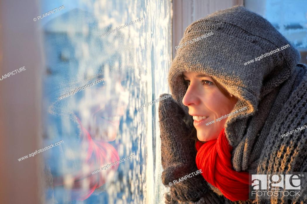 Stock Photo: Winter.