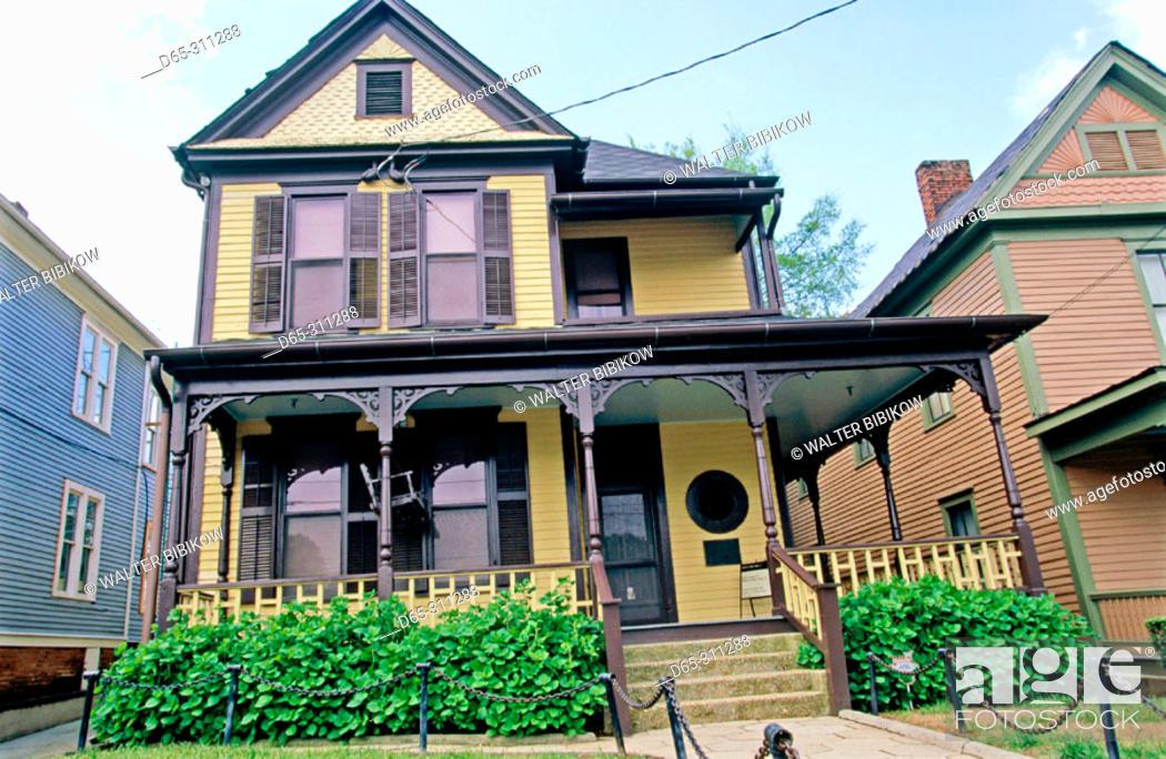 Martin Luther King Jr S Birth Home In Auburn Avenue Aka Sweet