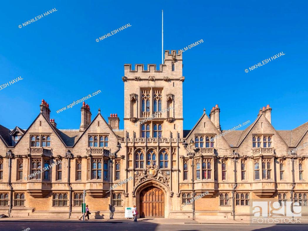 oxford university brasenose college research papers Research degrees admissions process oxford university dramatic society member of the board, oxford playhouse brasenose college website publications co.