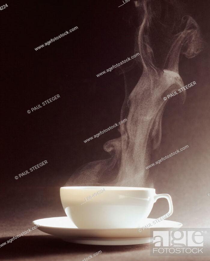 Stock Photo: Tea cup.